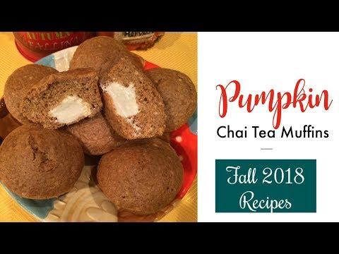 pumpkin-chai-tea-muffins-|-fall-2018-recipes