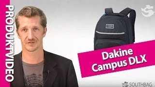 видео Dakine Campus DLX 33L