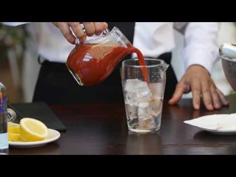 Tutorial Bloody Mary Playa Hoteles