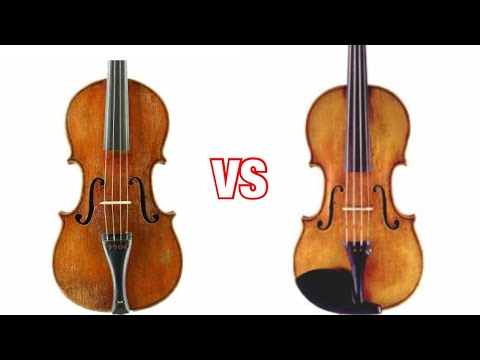 Baroque Violin Vs Modern Violin - What's The Difference? - Augusta McKay Lodge Gives Us The Answer