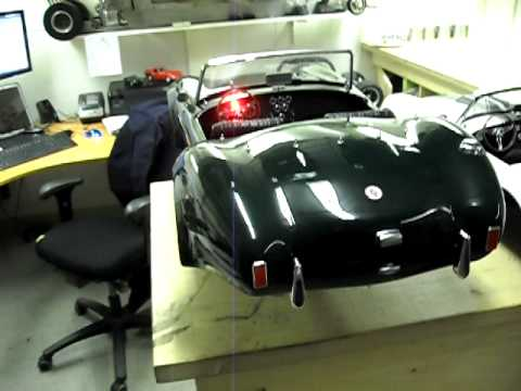 1/4 quarter scale AC Cobra by Quarterscale.