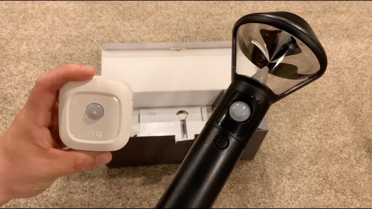 ring smart lighting first look