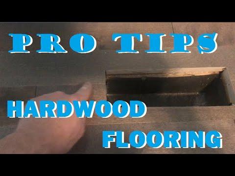 Tips for Successful DIY Hardwood Floor Installation - How to Install Flooring