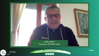11-04-2020: Intervista al presidente del CR FIPAV Puglia Paolo Indiveri