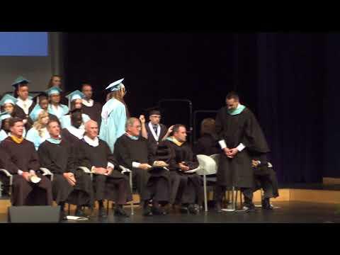 Bishop Kearney Graduation 2018 pt1