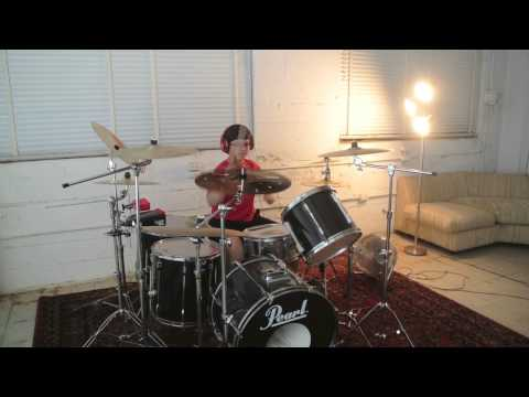 Everlong - Foo Fighters - Drum Cover