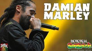 Damian Marley  - Nail Pon Cross @ Rototom Sunsplash 2016
