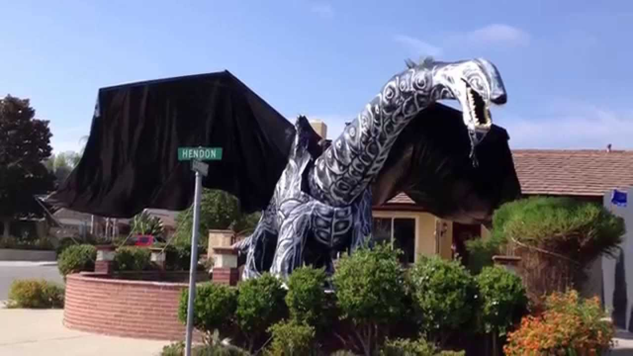Halloween Decorations Props Haunted House - YouTube
