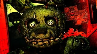 CAT PLAYS FNAF3   Five Nights at Freddy's 3 [Ep.3]