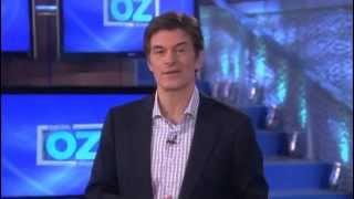 Dr. Oz: Feeling Fatigued?