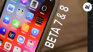 What's New in iOS 12 Beta 7 & Beta 8 for iPhone & iPad