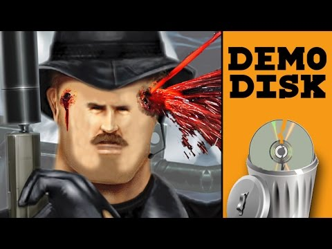 GORIEST GAME EVER - Demo Disk Gameplay