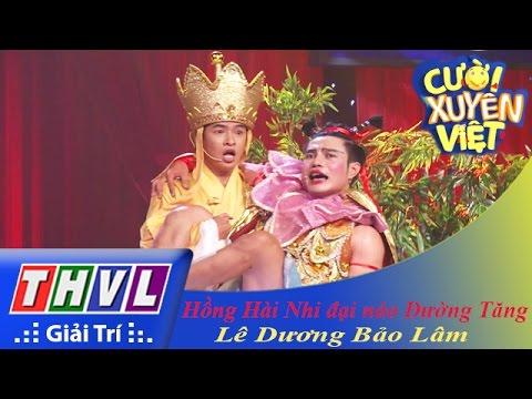 THVL | Cười xuyên Việt 2015 – Tập 8 | Vòng chung kết 6: Hồng Hài Nhi đại náo Đường Tăng – Bảo Lâm