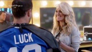 Sunday Night Football Theme 2015 NBC - Carrie Underwood