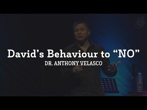 David's Behaviour to No | Dr. Anthony Velasco (June 11, 2017)