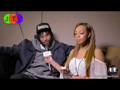 Jazmin Anderson Exclusive Interview Baby Eazy-E