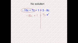 ccss a rei 3 video 4 equations with variables on both sides