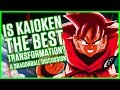 Is Kaioken The Best Transformationtechnique? | A Dragonball Discussion