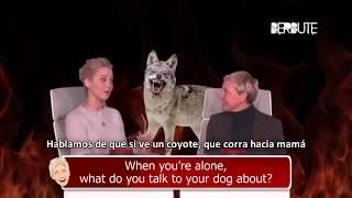 La ley de Jennifer Lawrence con Ellen Degeneres (Subtitulado al Español)