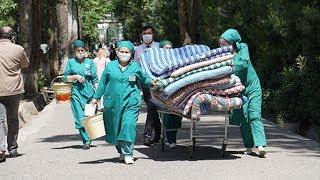 Болезни в Таджикистане Жара и коронавирус могут убить диабетиков