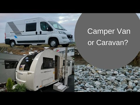 Camper Van Vs Caravan - Which Is Better?