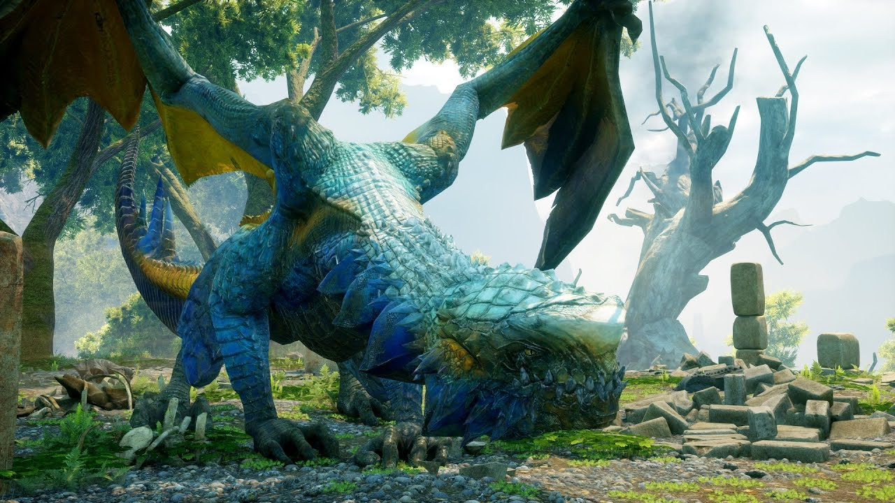 dragon age inquisition 5th dragon killed greater. Black Bedroom Furniture Sets. Home Design Ideas