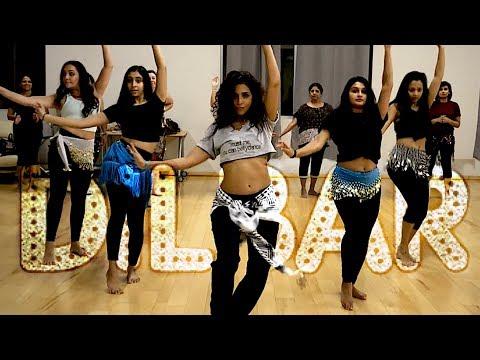 "Download Lagu  ""DILBAR"" DANCE -  Neha, Dhvani & Ikka | @JBELLYBURN FUSION CHOREO @aatmaperformingarts Mp3 Free"