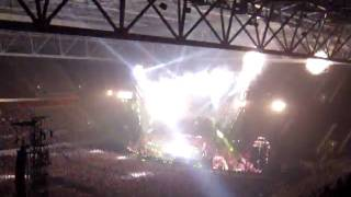 Genesis LTU Arena 26 06 2007 Germany  Invisible Touch End Fireworks