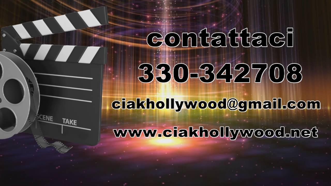 ciak hollywood  Spot Ciak Hollywood - YouTube