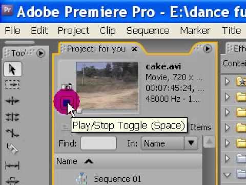 Learn Video Mixing & Editing (Adobe Premiere Pro CS -3) In Hindi