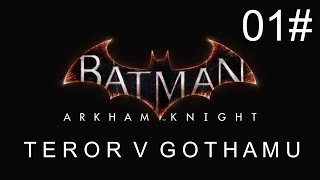 CZ tit. | Let's Play | Batman: Arkham Knight | #01 |