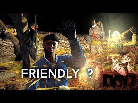 » FRIENDLY ? « - Ist DayZ mehr als Kill on Sight ? - EXPERIMENTAL - #55 - [Deutsch] [4K]