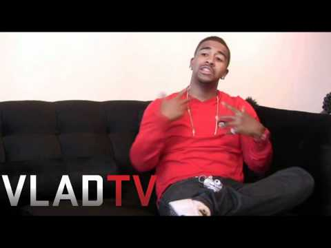 Omarion Talks About Dancers In The Industry