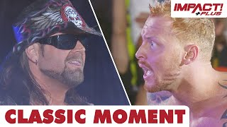James Storm RETURNS to IMPACT Wrestling at Slammiversary! | Classic IMPACT Wrestling Moments