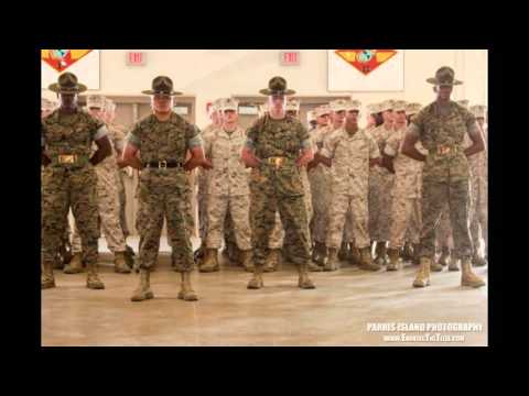 Hotel Company (4/1/16) Marine Corps Boot Camp Photo Slideshow