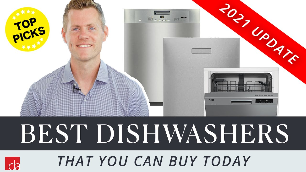 Download Best Dishwasher (Available Today): Top 3 Dishwashers of 2021