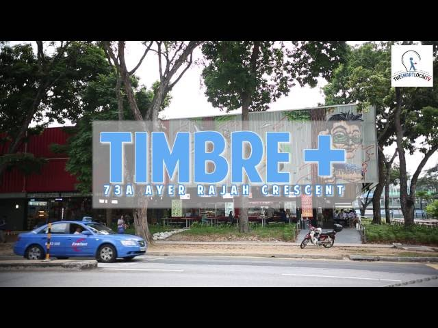 Timbre+ - A Hawker Centre By Day That Turns Into A Mega Restaurant Bar By Night