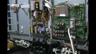 TV SAMSUNG LCD LN32R71BAX   TELA  LAVADA