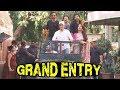 Phamous Movie Team GRAND ENTRY At Phamous Trailer Launch | Jimmy Sheirgill, Kay Kay, Pankaj Tripathi