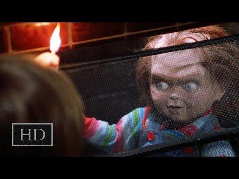 Детские игры (1988) - Сожжение Чаки