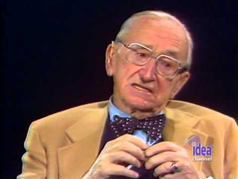 Friedrich von Hayek and Leo Rosten Part I (S1003) - Full Video