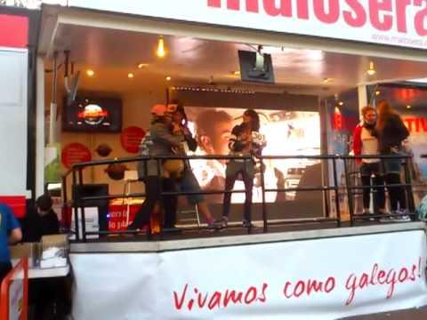 karaoke A FRAGA 2011