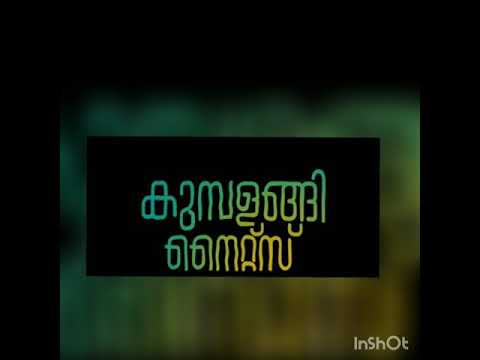 Kumbalangi nights | bobbys Speaker song 2 😍Lagoon chill😍#sushin shyam