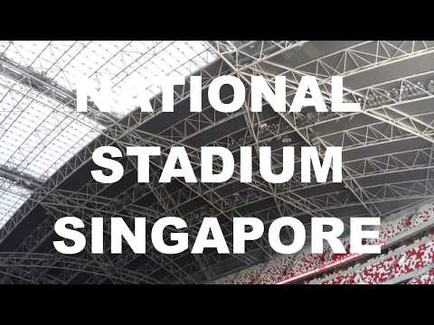 JUVENTUS TOUR ASIA PACIFIC 2014 - NATIONAL STADIUM SINGAPORE | VLOG