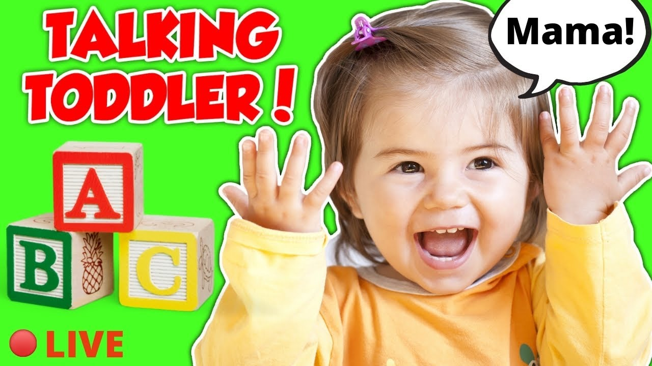Download Toddler Learning Video - Baby Videos for Babies and Toddlers - Learn To Talk - First Words, Speech