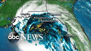 \'Monstrous\' Hurricane Michael strengthens as it nears Florida