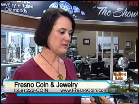 Fresno Coin Gallery The Showroom on KMPH Valley Life