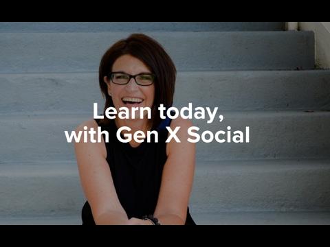 Gen X Social Mentorship Program