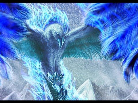Frozen Phoenix 'Speed Drawing'