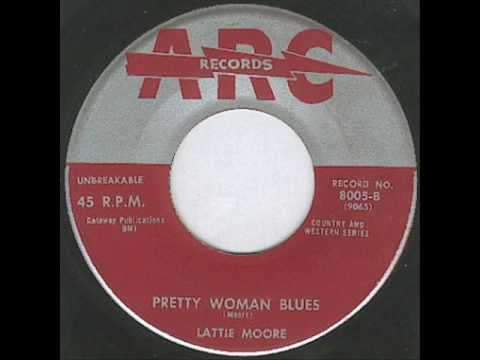 Lattie Moore - Pretty Woman Blues